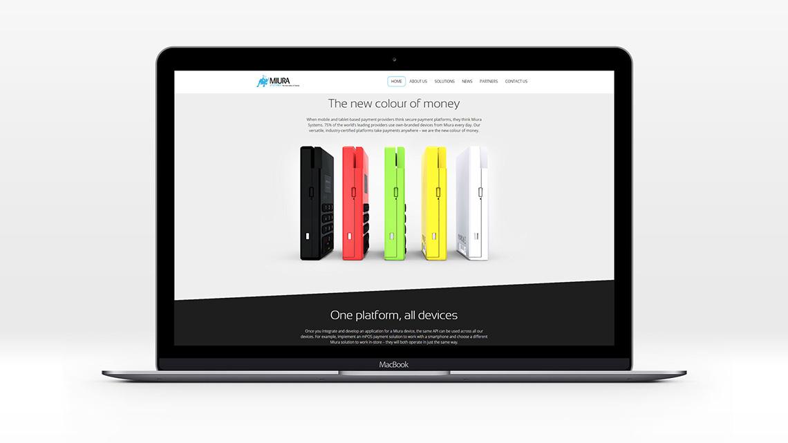 Miura Systems website