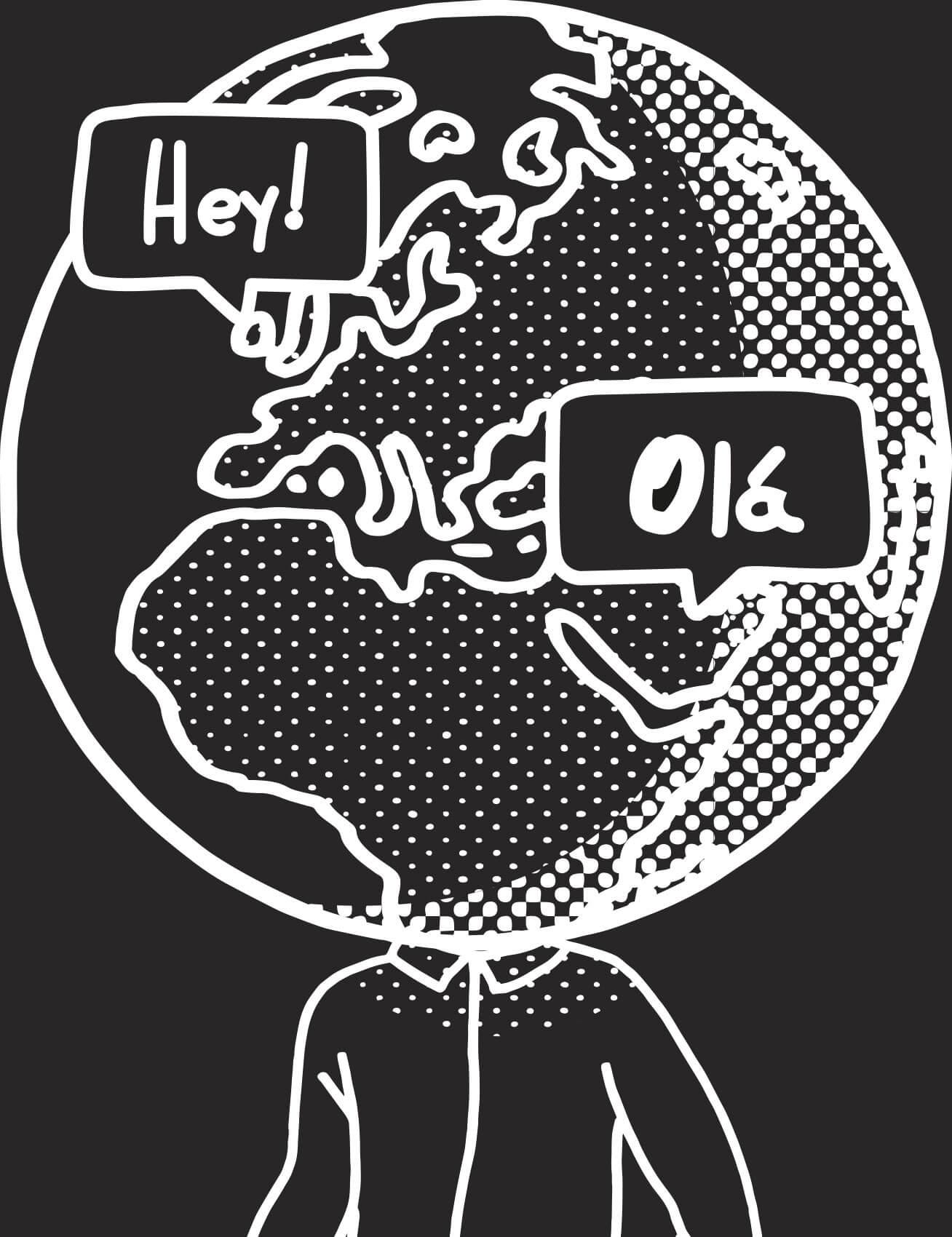 Globe – Hey – Ola