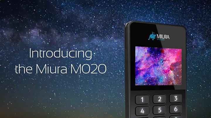 Miura Systems M020 Launch