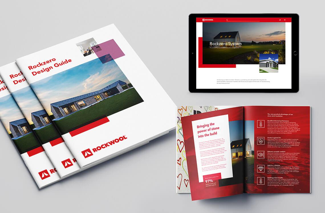 Brochure - Landing Page - Design Guide